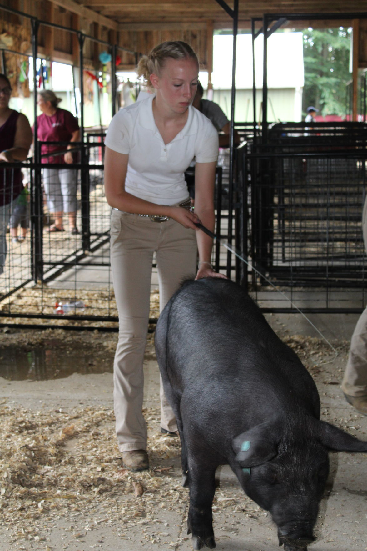 Saathoff snags 4-H Elite livestock show title