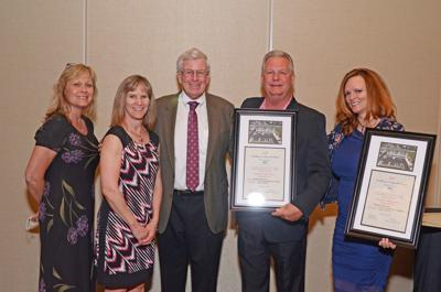 Chaney wins Md. Excellence in Concrete Awards for Shore projects