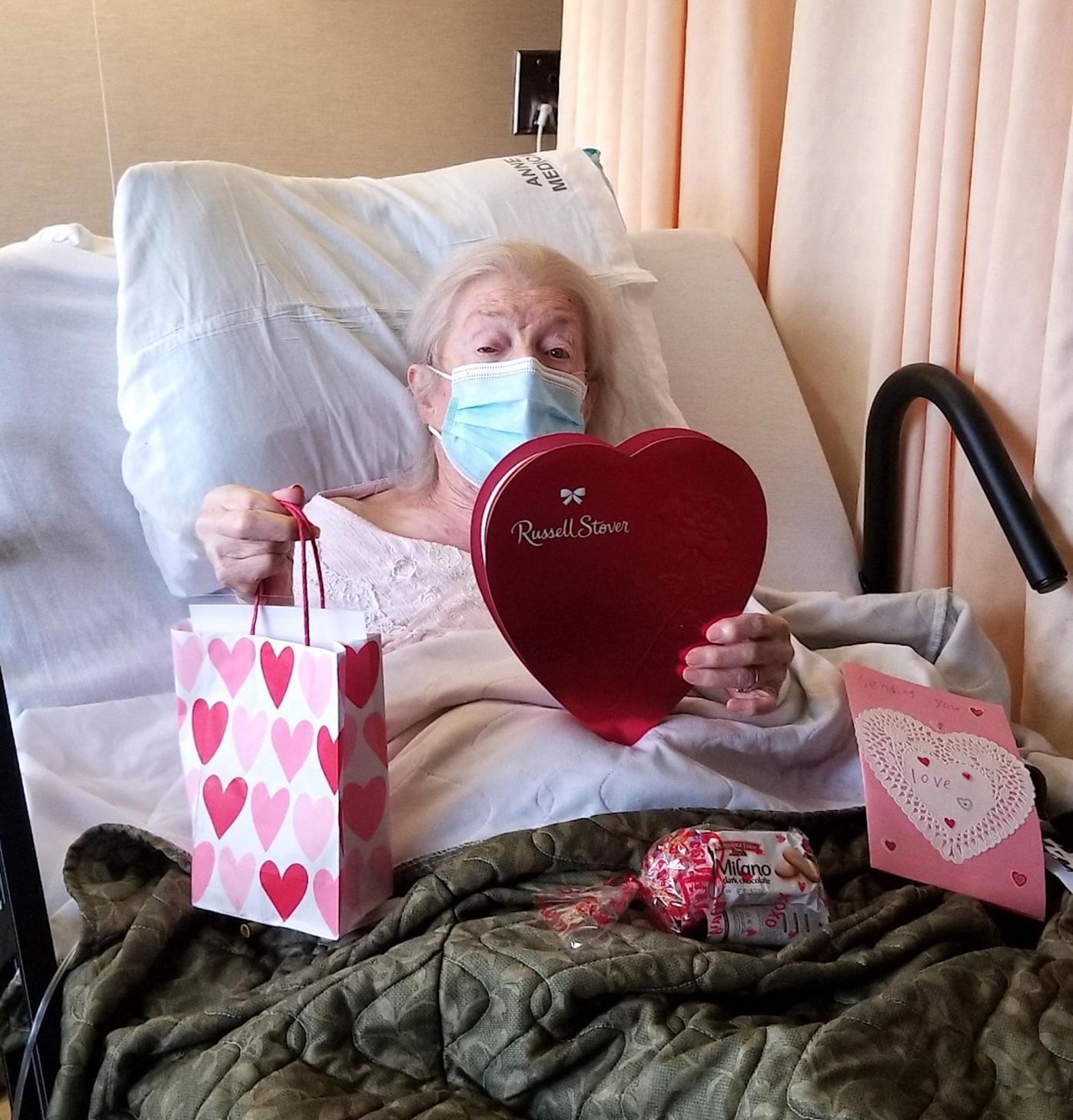 Amy's Army Valentine's Day '21