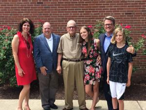 YMCA honors local family