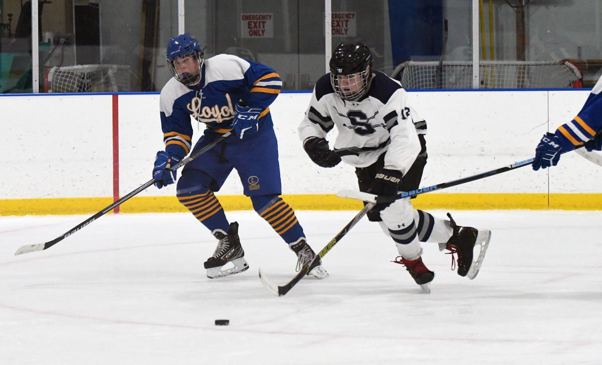 Dons Sabres ice hockey 2-11-20