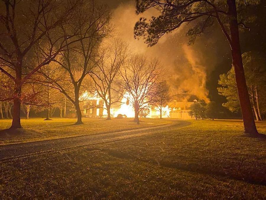 royal oak fire