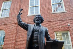 Bill honoring Douglass heads to president's desk