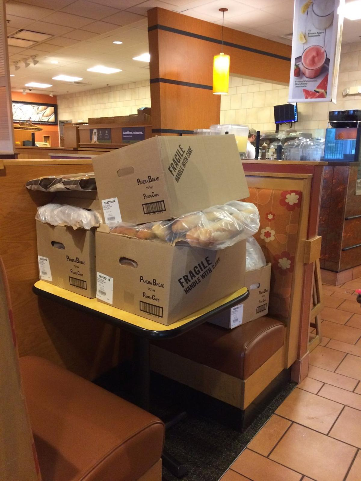 Local restaurants pay-it-forward with food donations | Spotlight ...