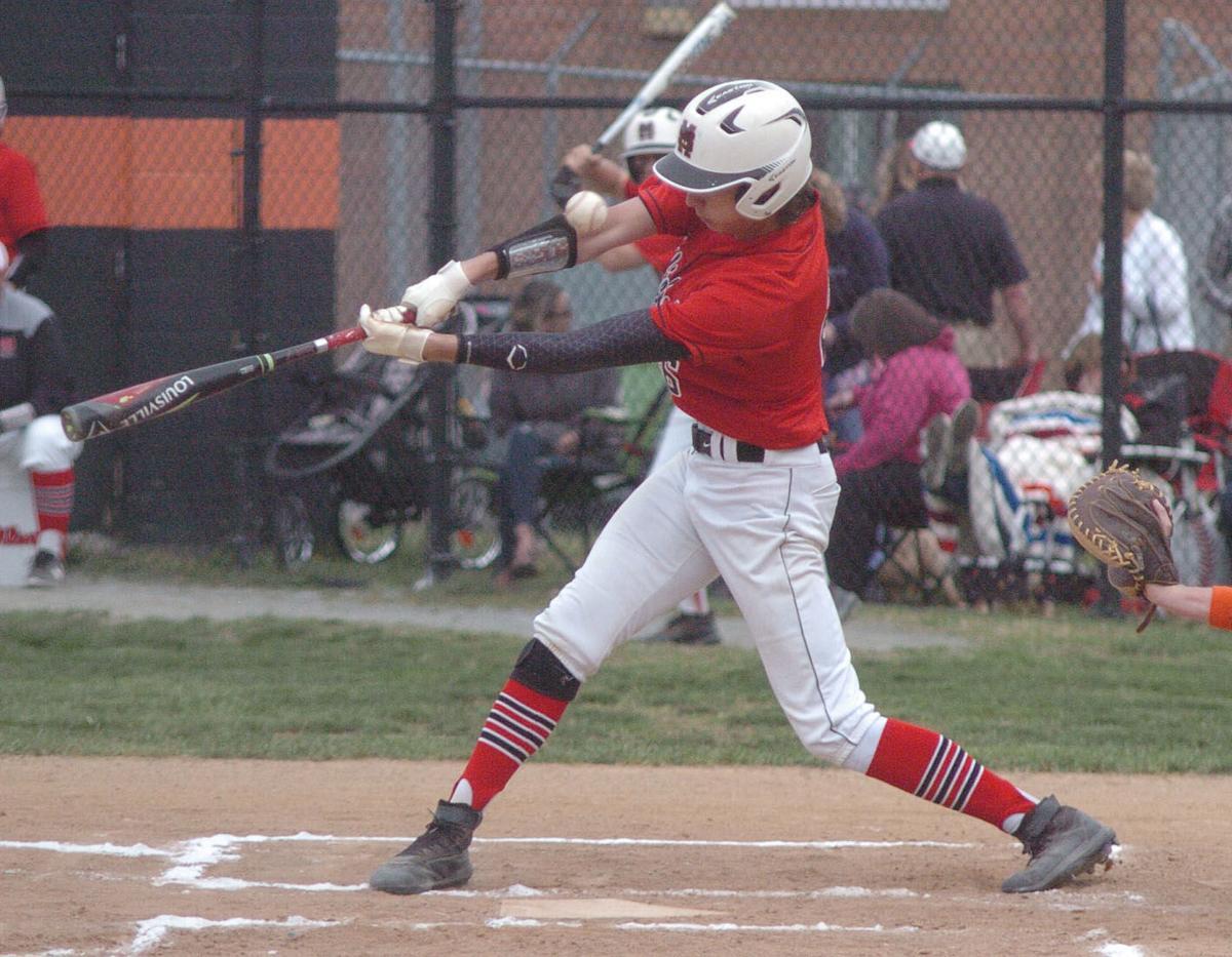 High School Baseball: St. Michael s at Easton, April 11, 2019