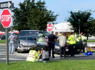 Two hurt Monday in accident on Route 50 | Local | stardem com