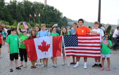 Local 4-Hers take on Niagra Falls
