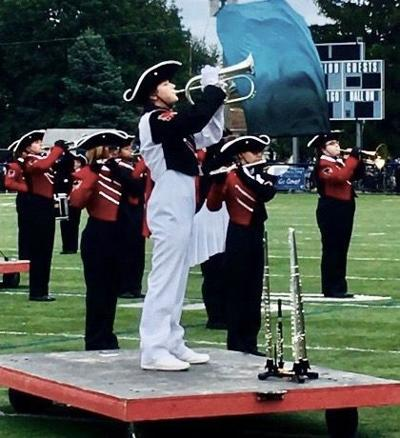 CRHS marching band