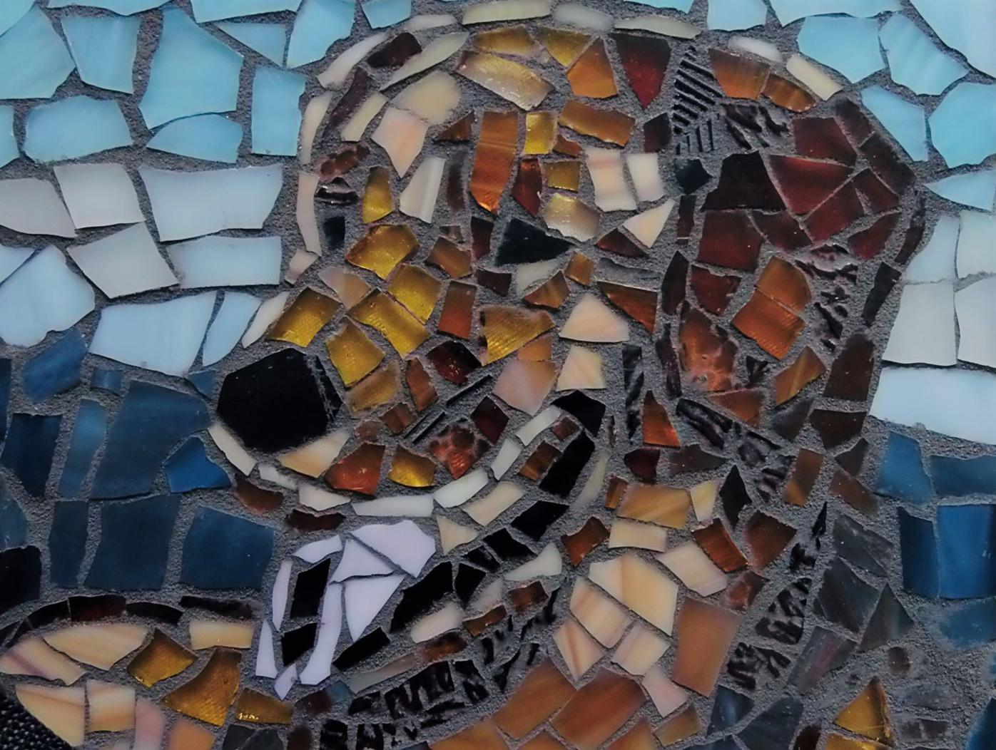Pieceful Designs Mosaics at Gallery of Gifts
