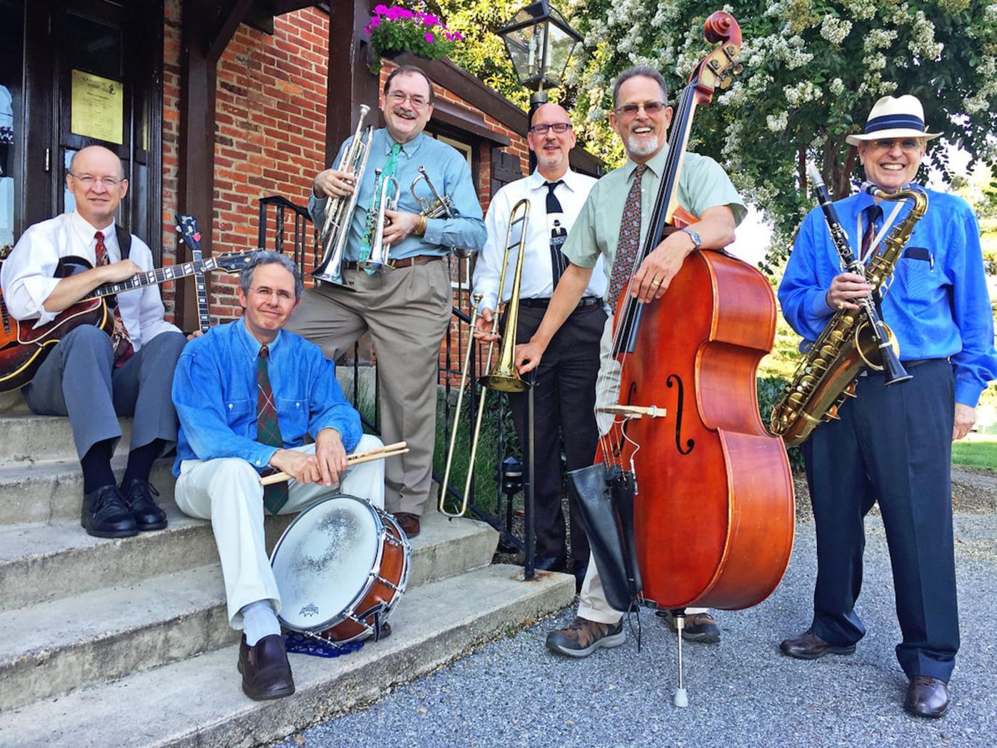 Conservatory Classic Jazz Band