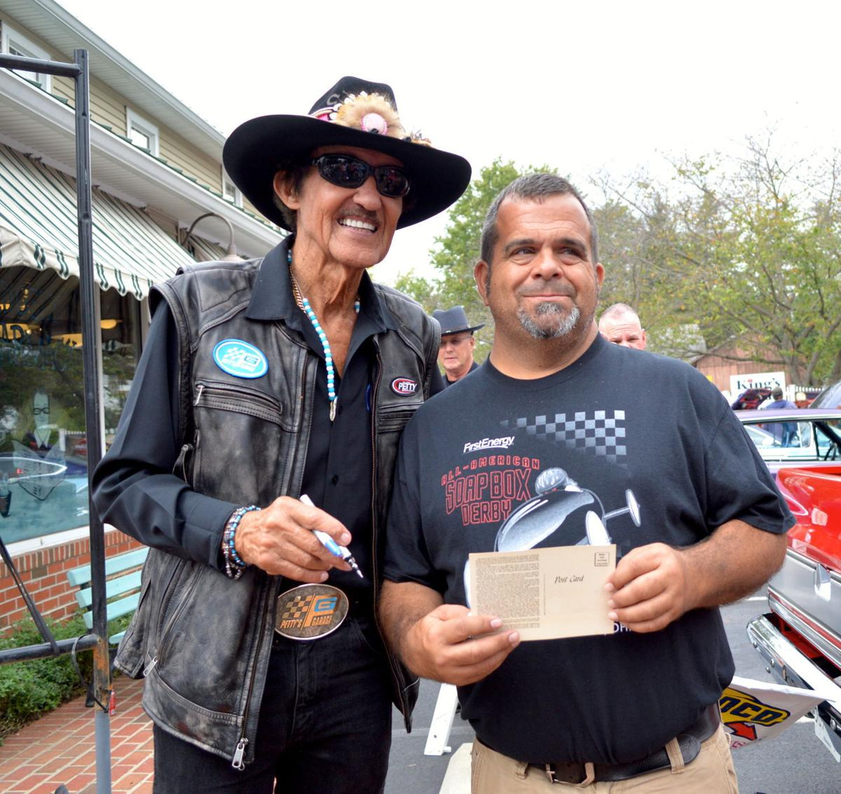 Richard Petty Returns To Petty North In Ridgely Life Stardemcom - Ridgely car show