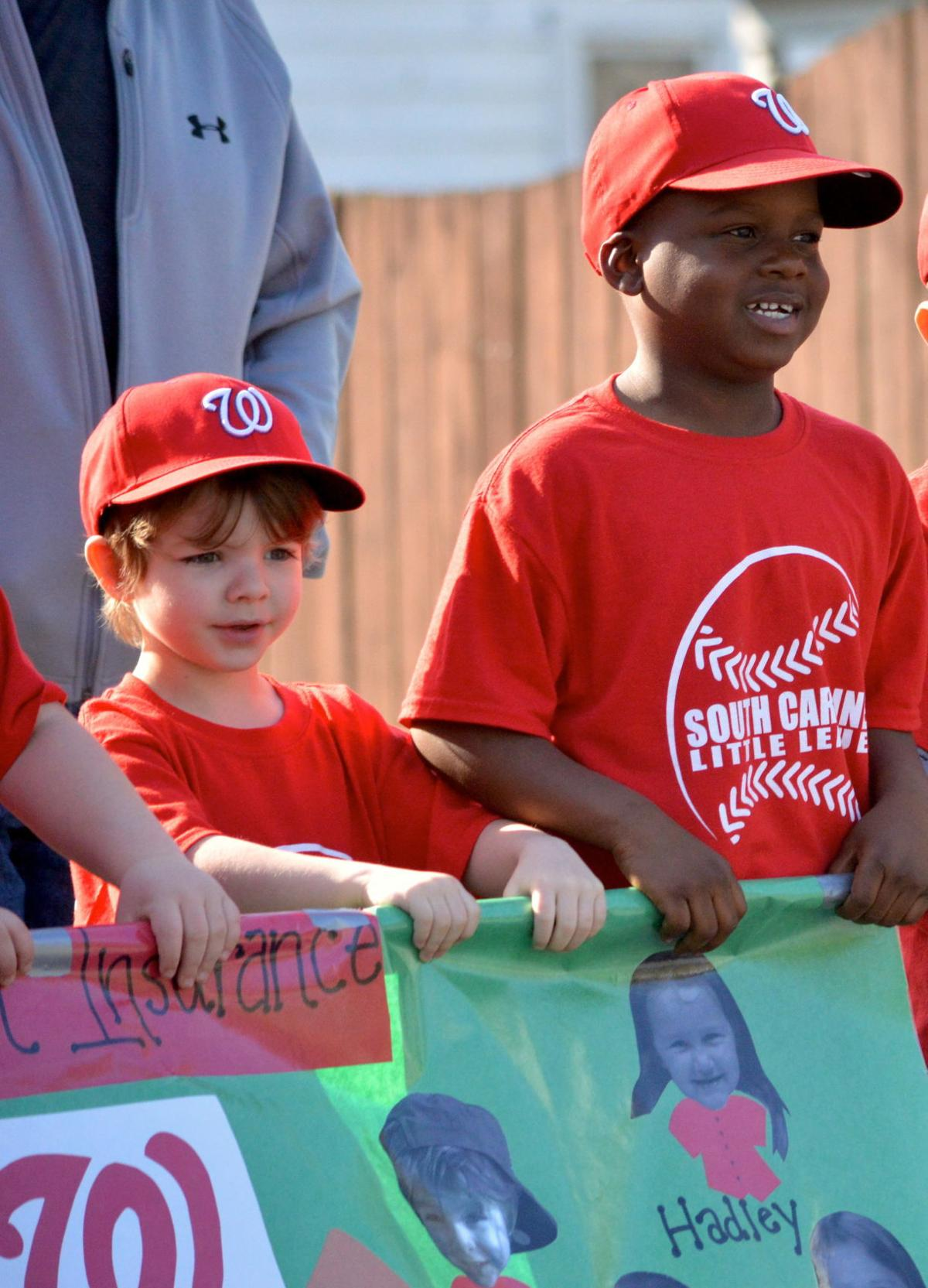 2018 South Caroline Little League Opening Day Parade