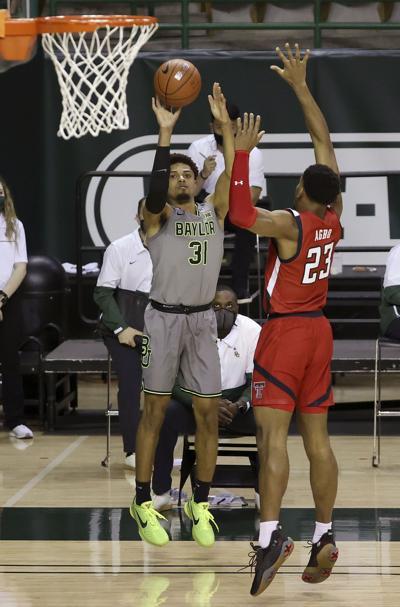 Texas Tech Baylor Basketball