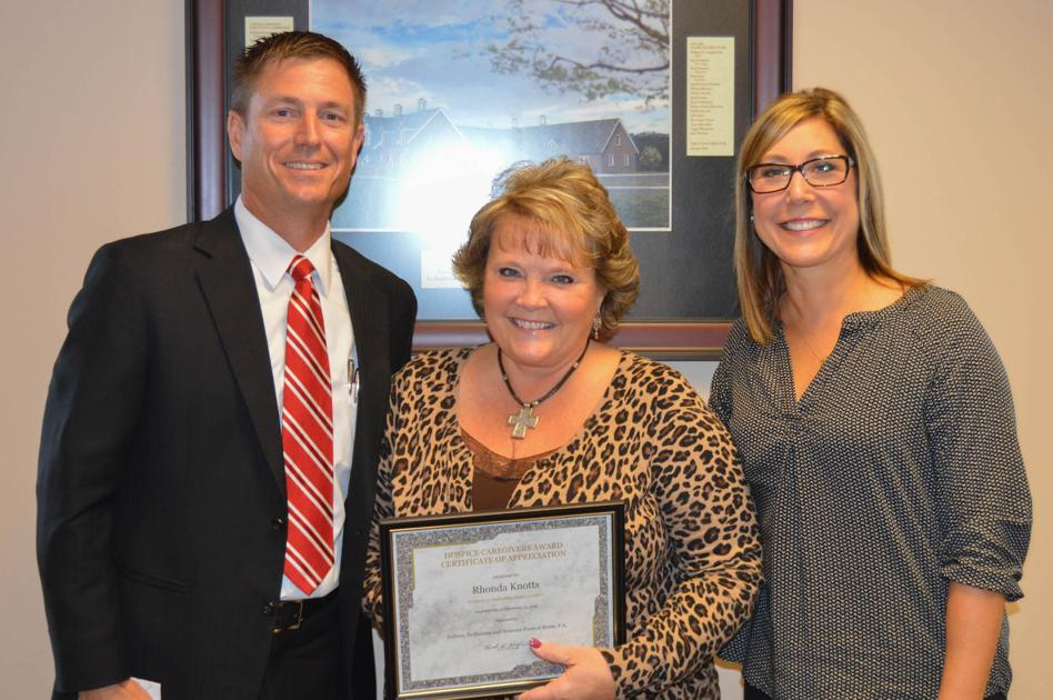 Camp New Dawn Director Receives Caregiver Award