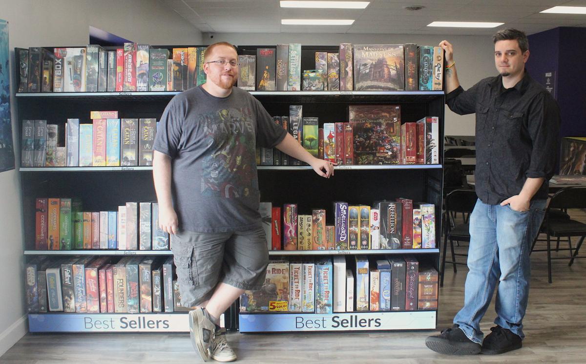 Portals Games & Comics opens in Easton
