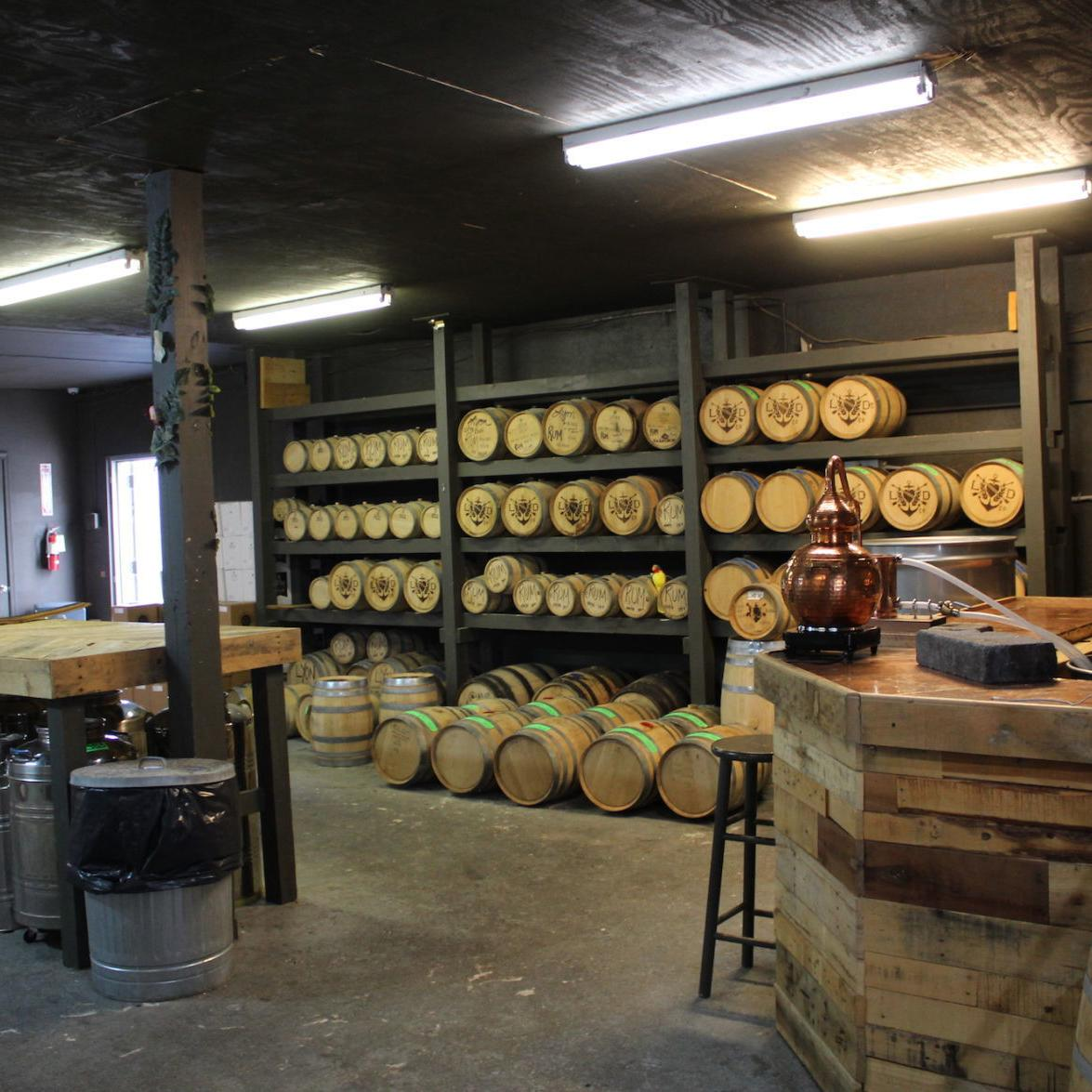 Lyon Distillery receives business award
