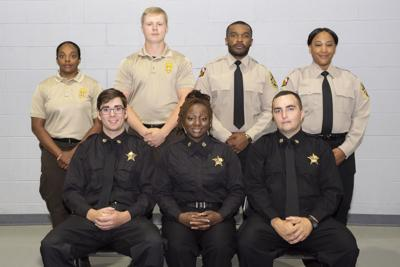 Mid-Shore jail and correctional officers graduate