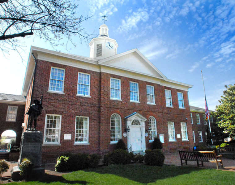 Today at Talbot County Council