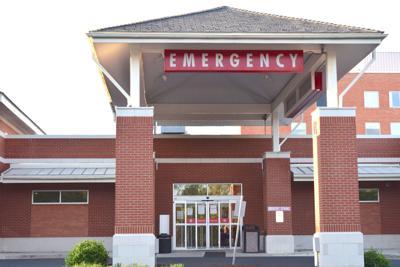 Hospital shot