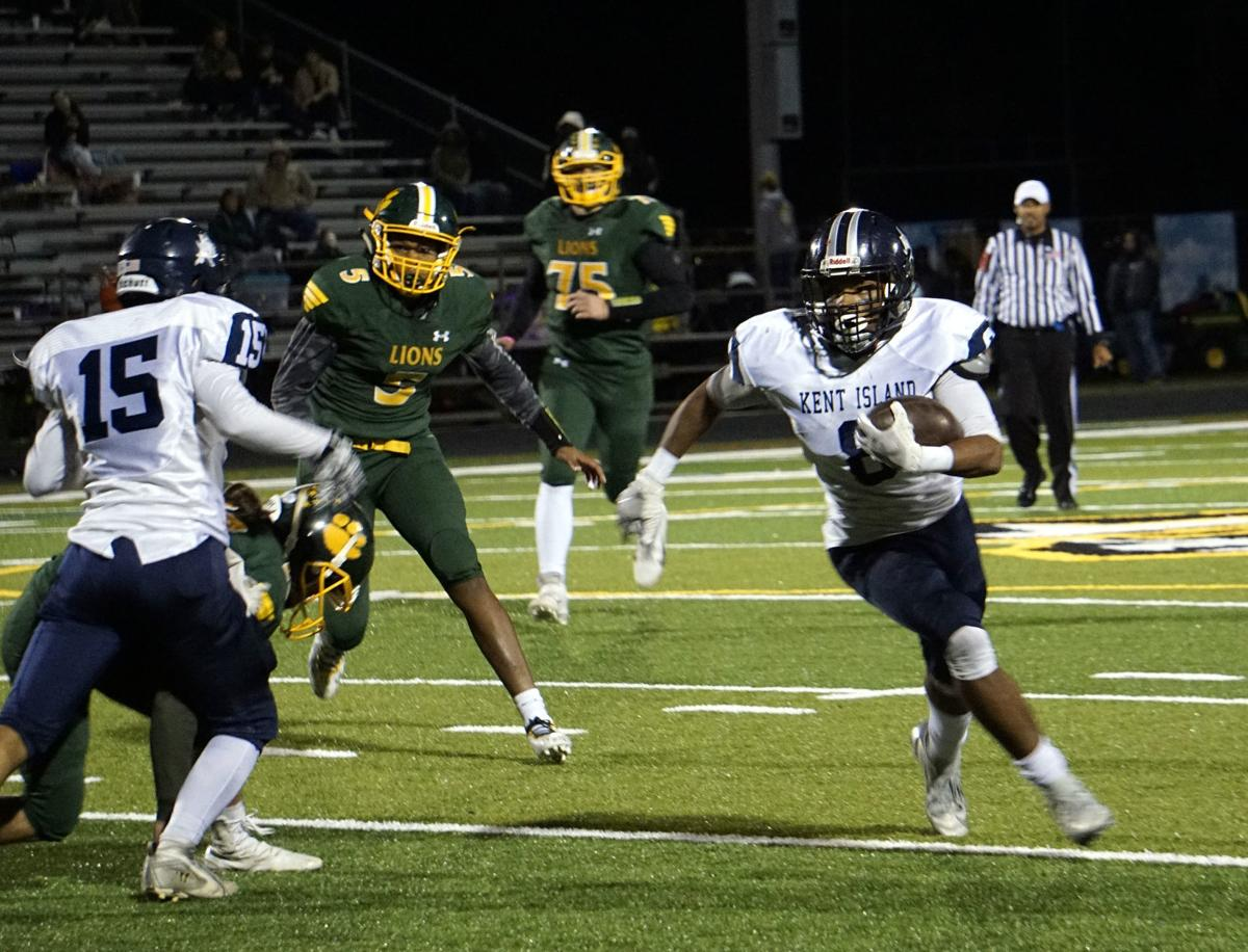High School Football: Kent Island vs. Queen Anne's County