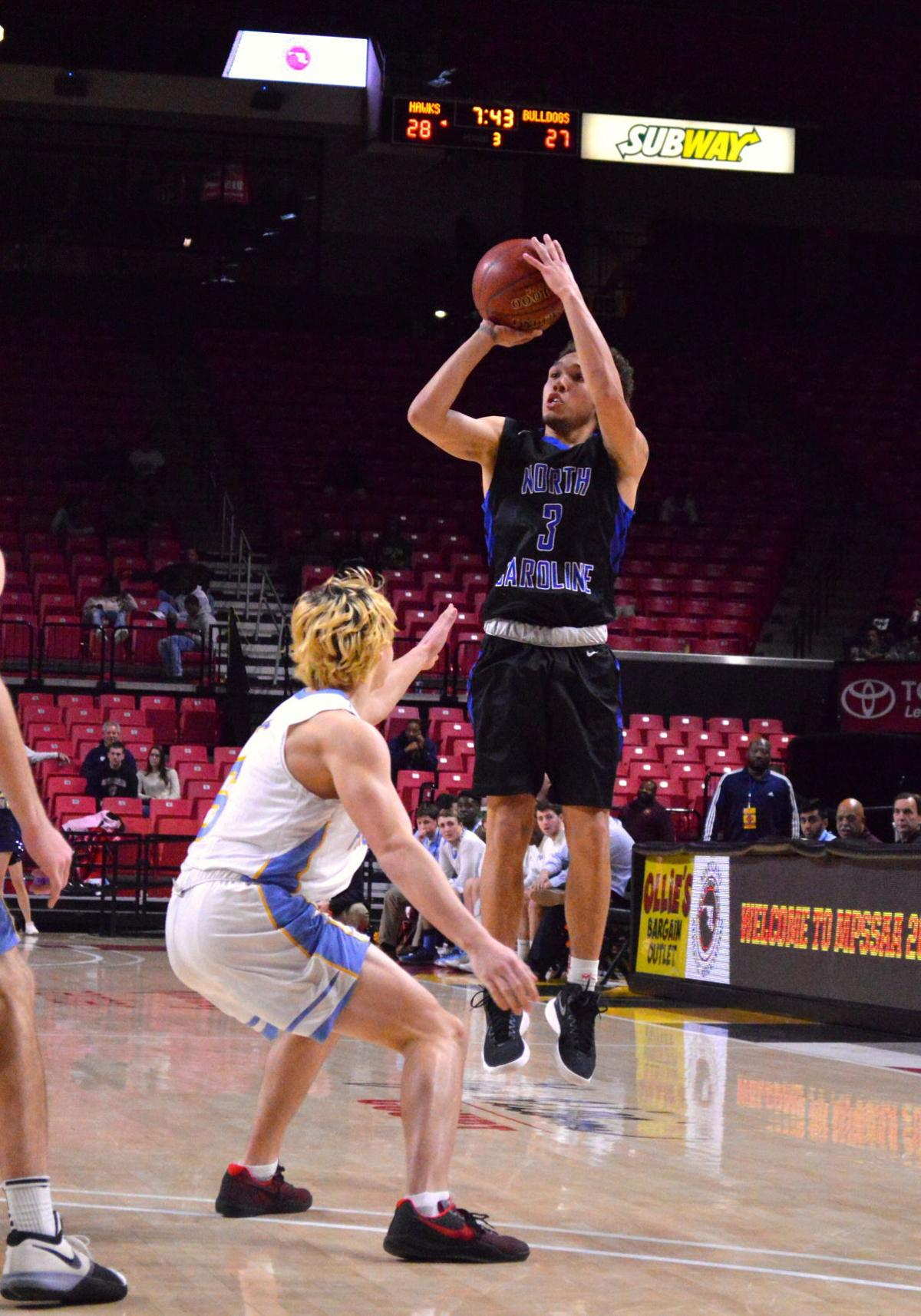 North Caroline basketball beats River Hill in state semifinals
