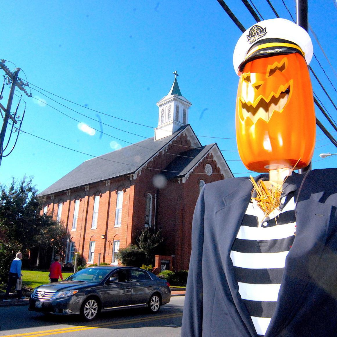 Fall into St. Michaels this weekend