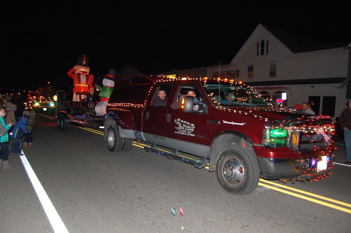 Denton Md Christmas Parade 2021 Ridgely Christmas Parade 2015 Life Stardem Com