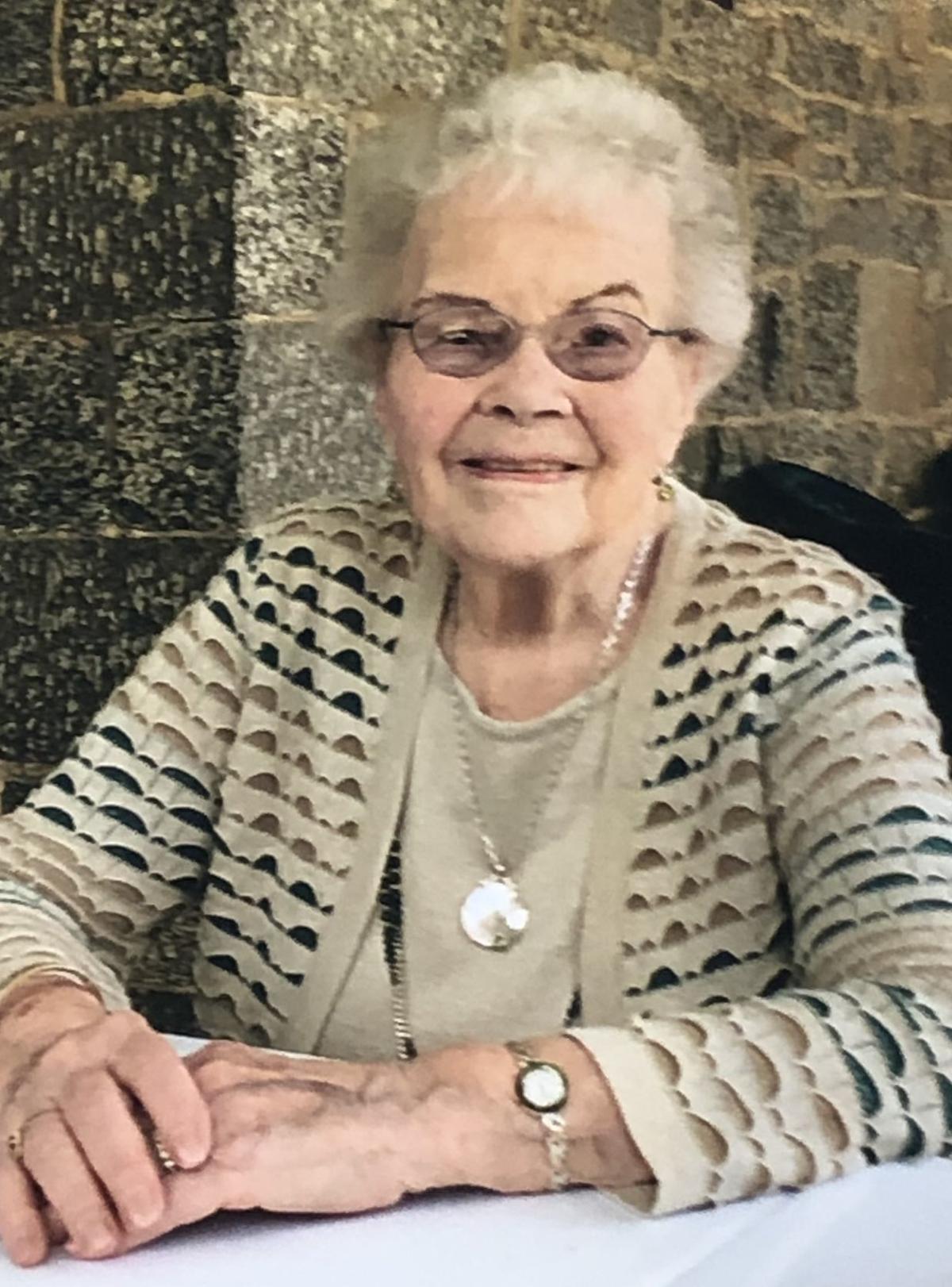 Margaret Bryan remembers Claiborne ferry, railroad