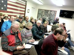 Conflicts of interest may surround town hall