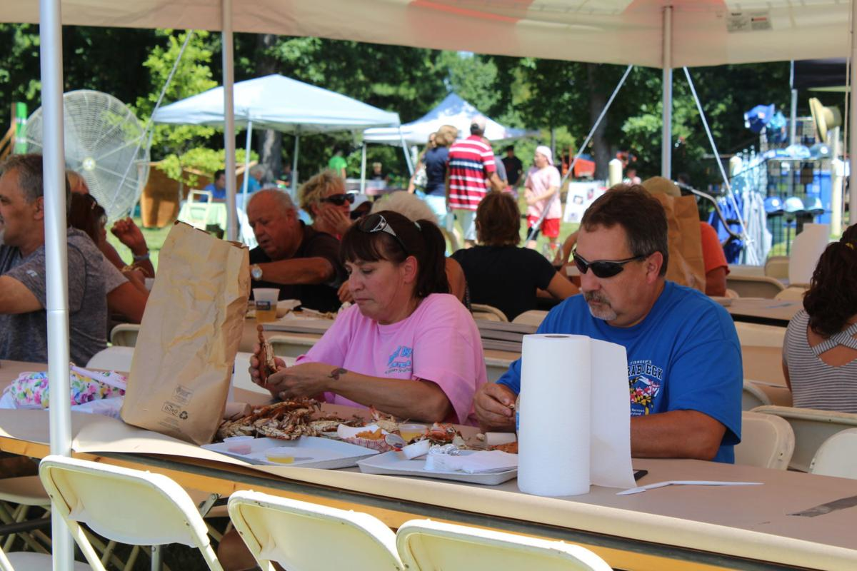 Tilghman Island Volunteer Fire Company hosts annual Crab Fest