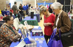 Senior Expo draws crowd