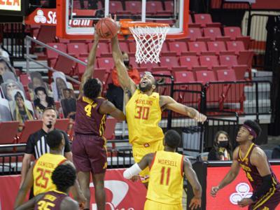 Minnesota Maryland Basketball
