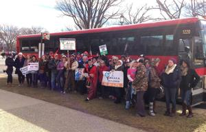 Free bus trip offered to March for Life