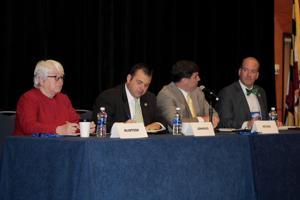 Federal funding issues arise in legislative outlook