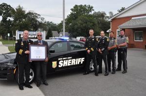 Sheriff's office renews CALEA accreditation