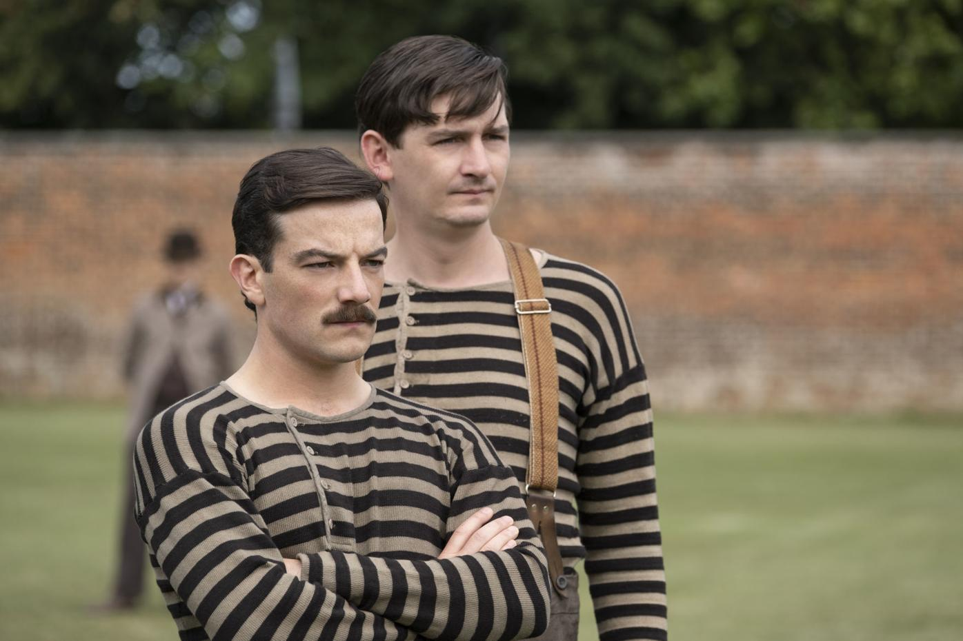 'Downton Abbey' creator turns to the beautiful game
