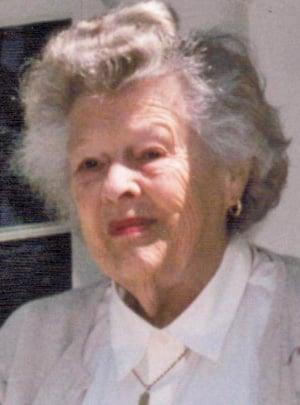Mary Donnell Singer Tilghman
