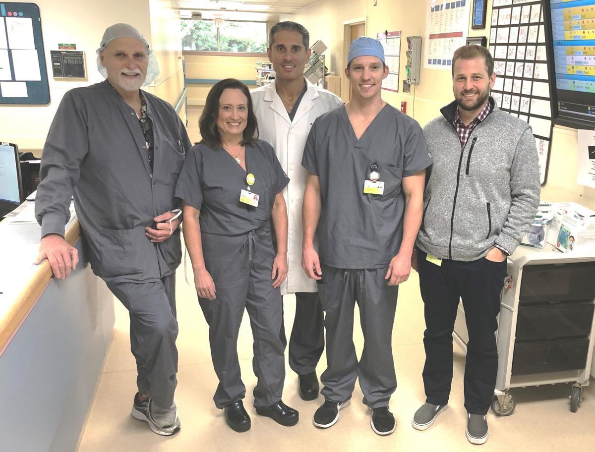 Easton neurosurgery team heads to Honduras