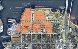 Sailwinds Park redevelopment could change face of Cambridge