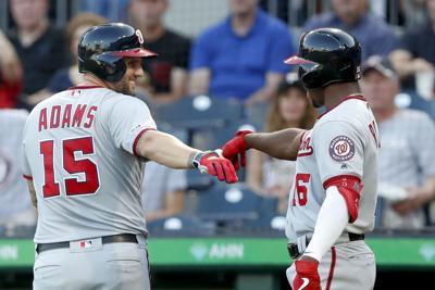 Nationals Pirates Baseball