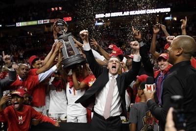 Michigan Maryland Basketball