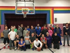 Special Olympics basketball program begins