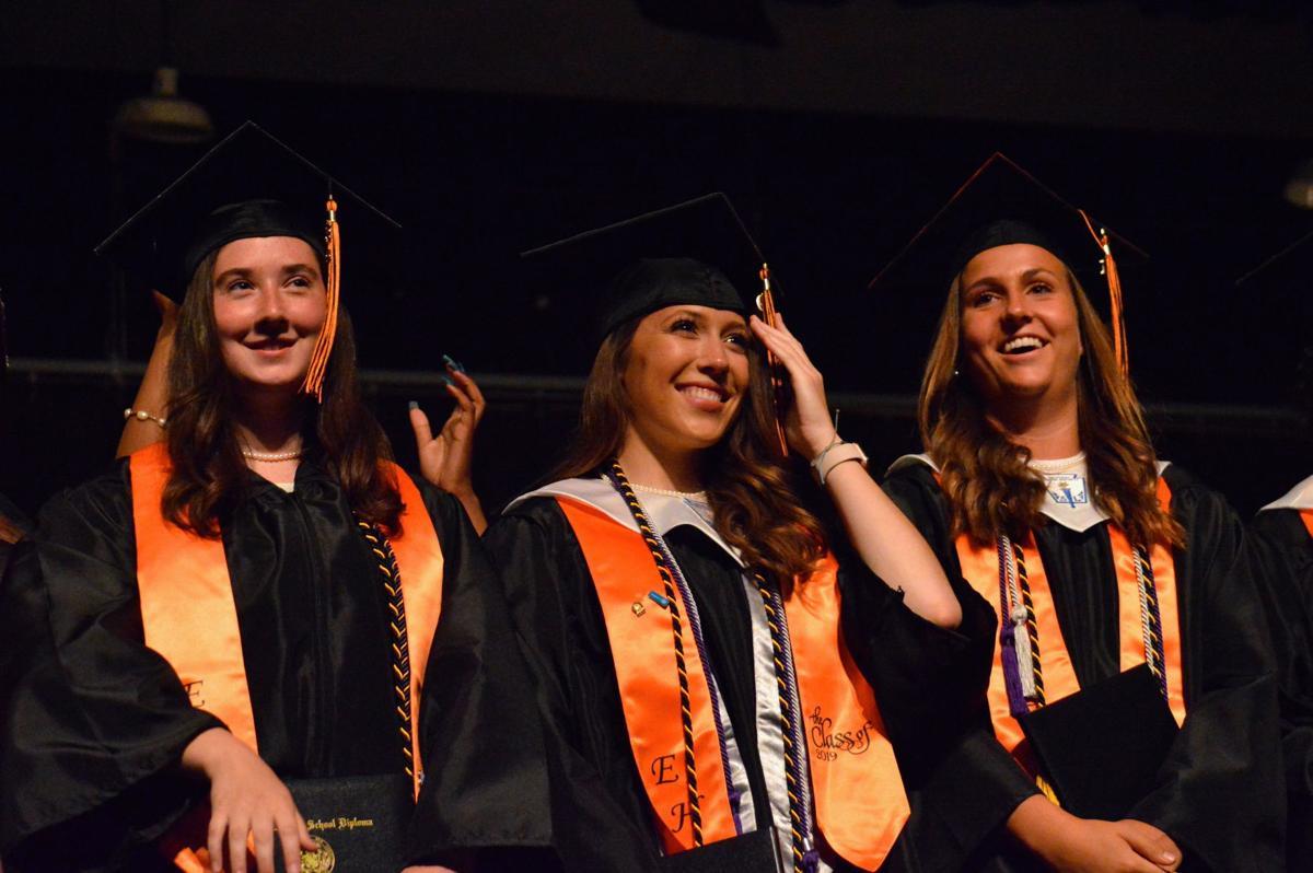 Easton High celebrates graduates