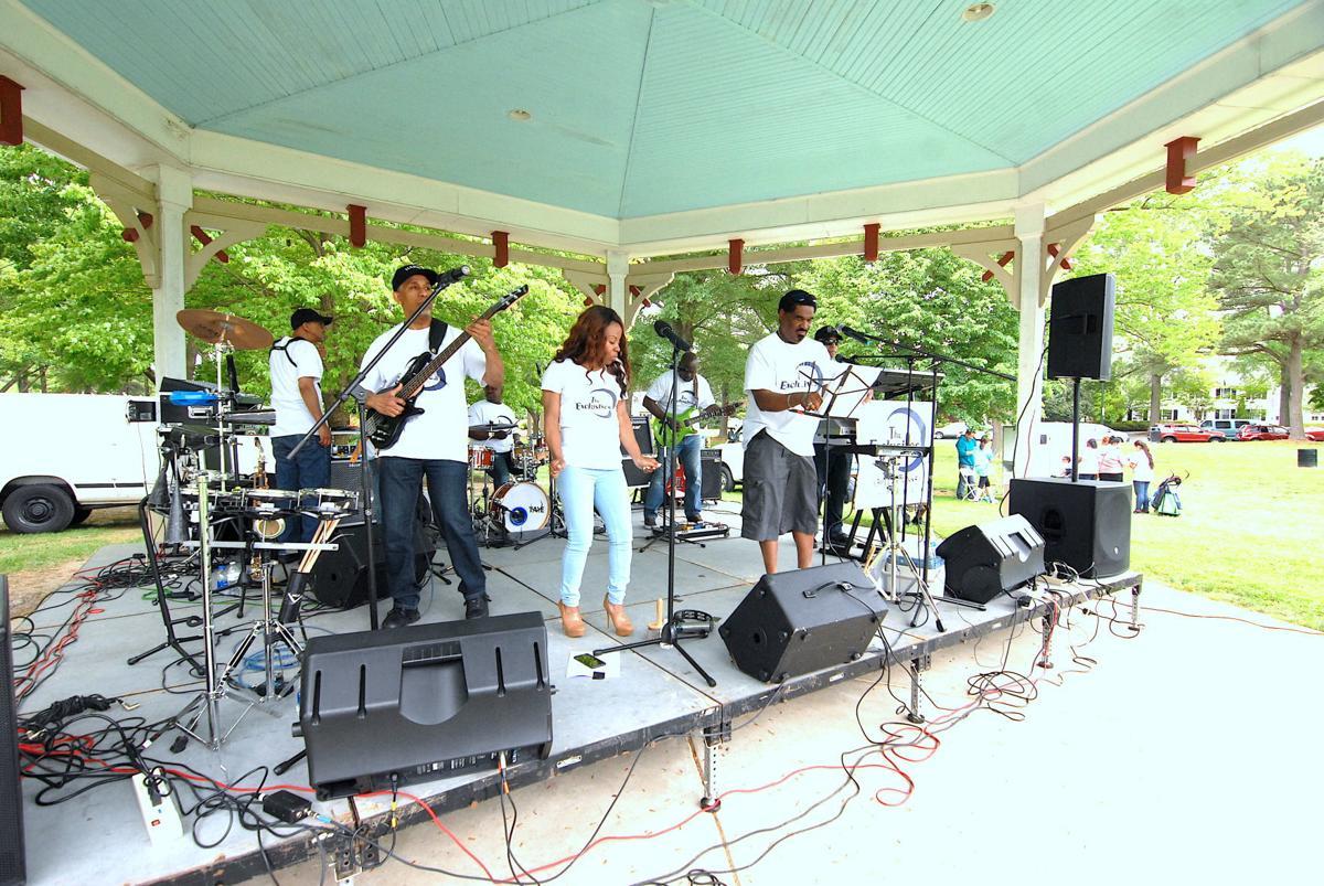 BAAM Festival rocks the park