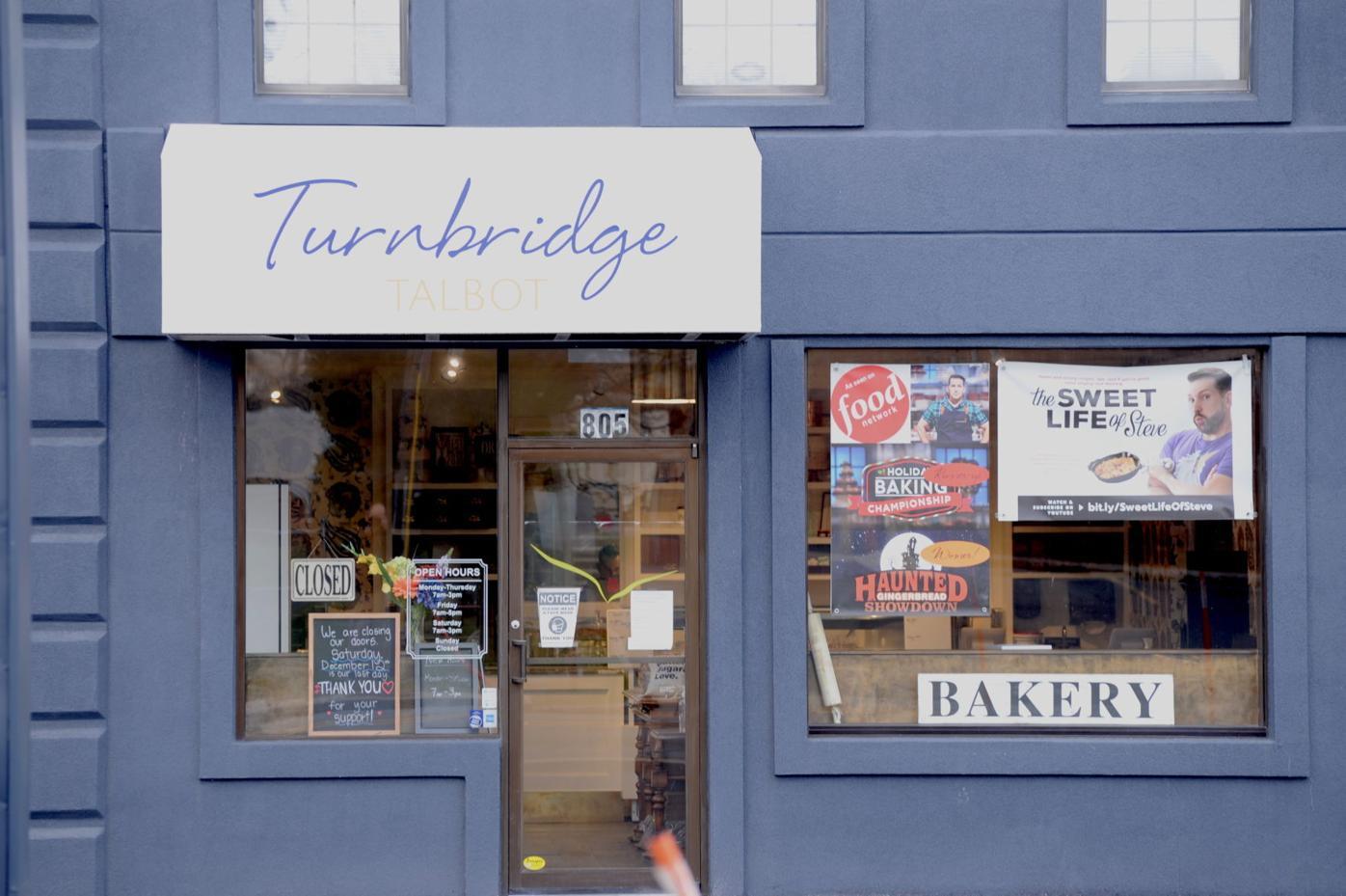 Turnbridge closes
