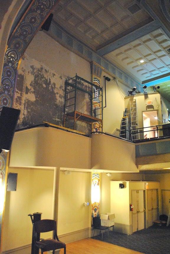 Easton design firm working on Avalon Theatre renovations   Spotlight