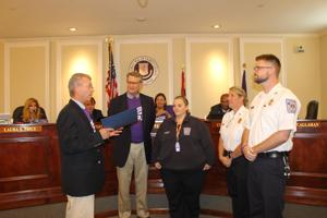 Talbot Council proclaims National Preparedness Month
