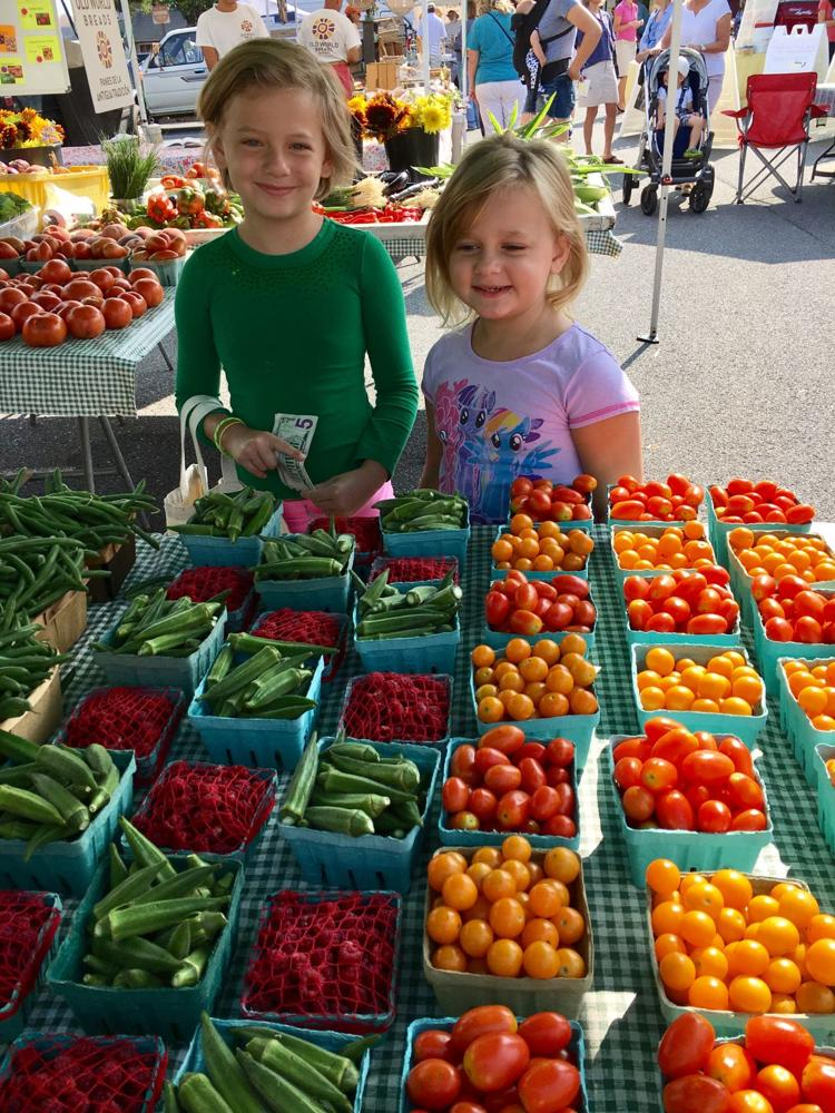Great local food and produce for all ages!