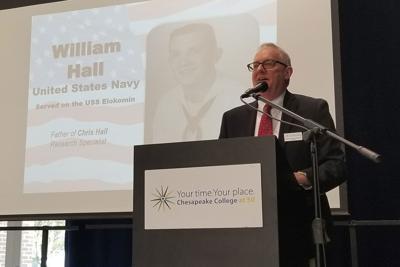 Chesapeake College honors Veterans