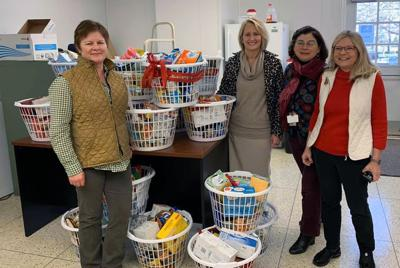 Talbot County Women's Club gives to those in need
